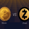 bitcoin vs zcash