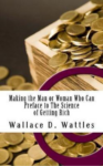Kaft boek Making the Man or Woman Who Can: How to Promote Yourself